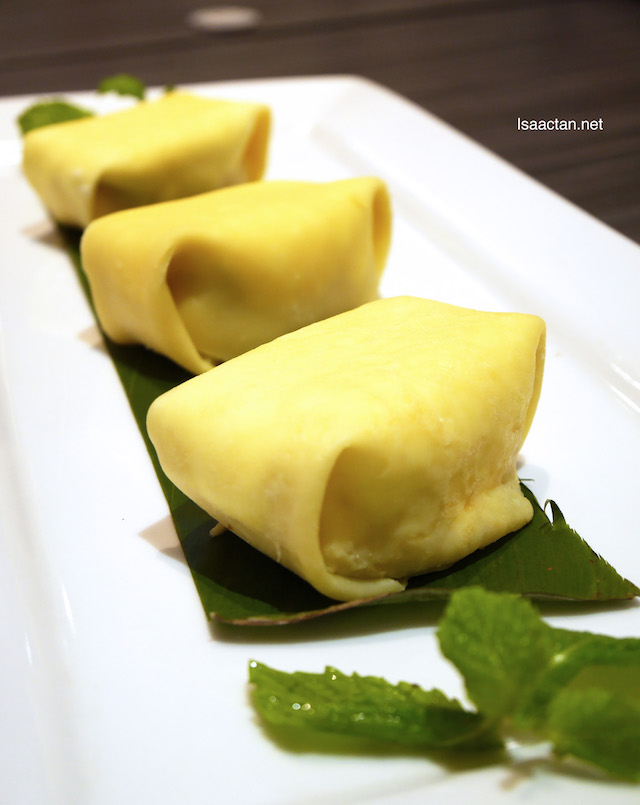 Durian Pancake - RM14.90