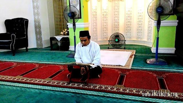 Qari warga Bandar Tasik Puteri, Rawang