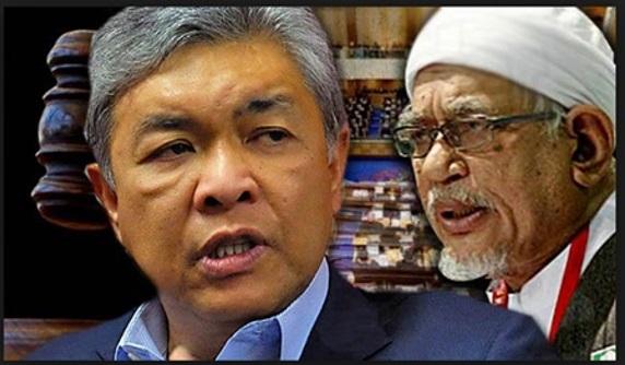 "Gulingkan Najib, Rupanya Zahid ""Bengang"" Najib Bakal Melantik Hadi Awang TPM Baru Jika BN Menang PRU Ke 14??"