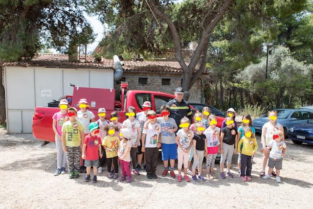 Με επιτυχία η δράση Let's do it Greece στο λόφο Ασπίδος από το 3ο Δημοτικό Σχολείο Άργους