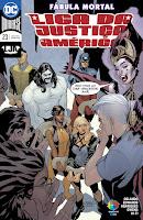DC Renascimento: Liga da Justiça da América #23