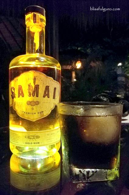 Samai Cambodia Local Rum