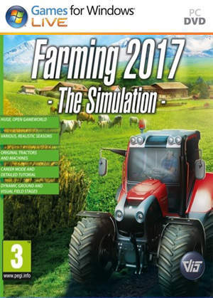 Professional Farmer 2017 PC Full Español