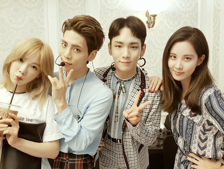 shinee key and seohyun dating