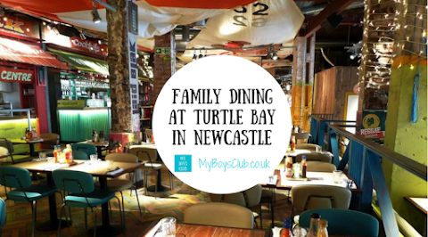 Family Dining at Turtle Bay in Newcastle (REVIEW)