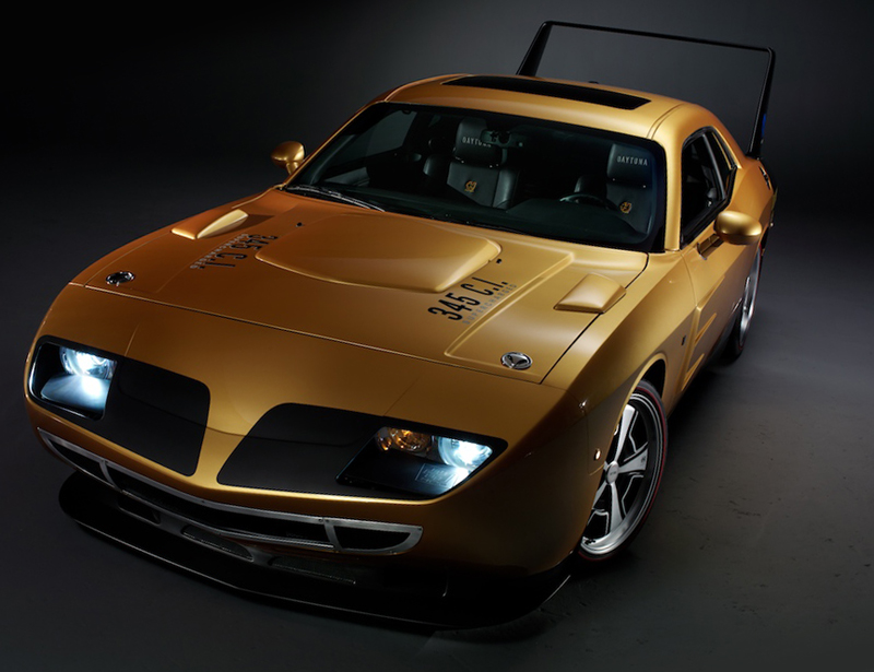 Modified Cars 2009 Hpp Dodge Charger Daytona