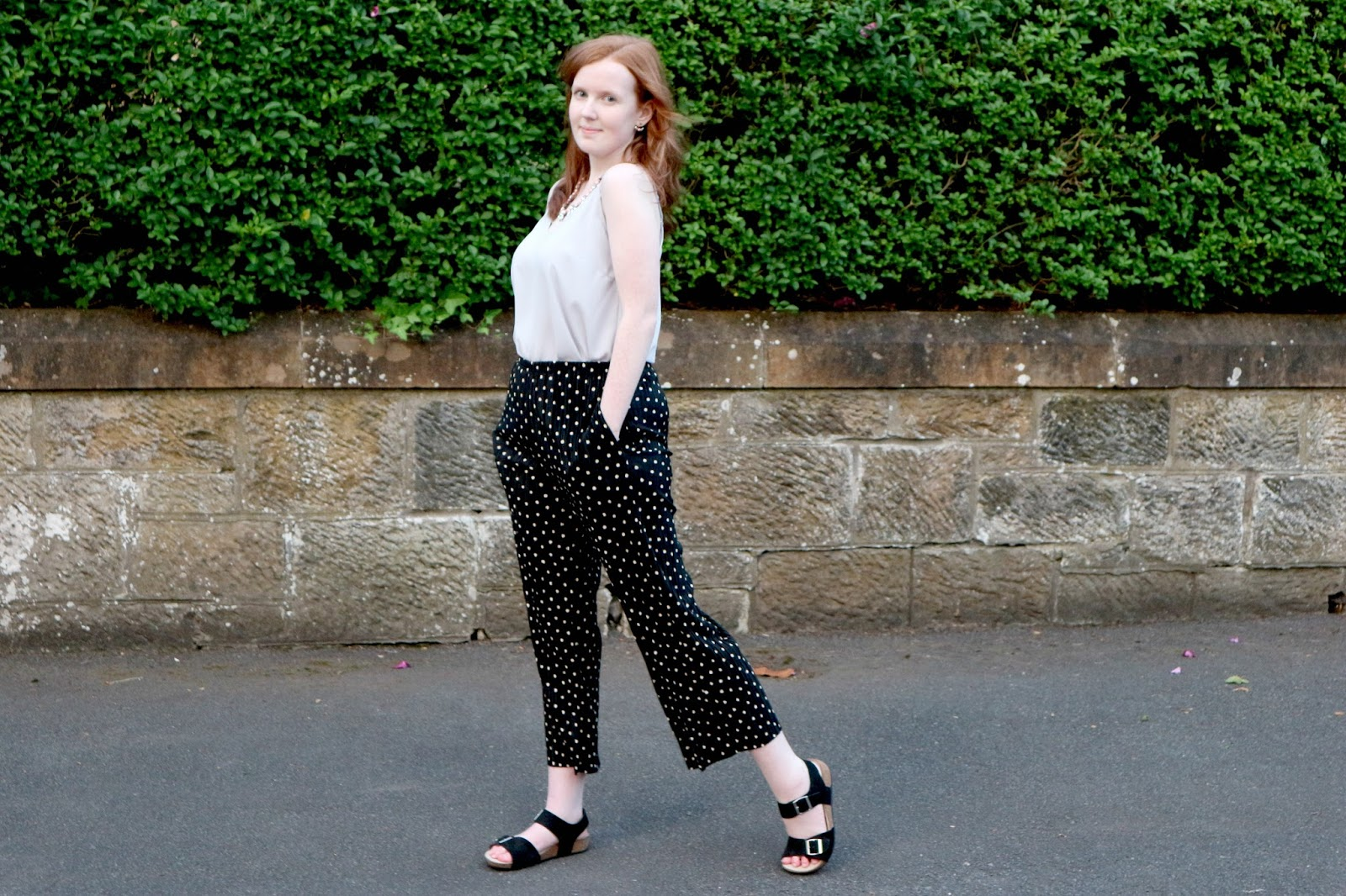 How To Wear The Cropped Trouser Trend