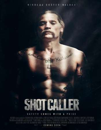 Shot Caller 2017 Full English Movie BRRip Download