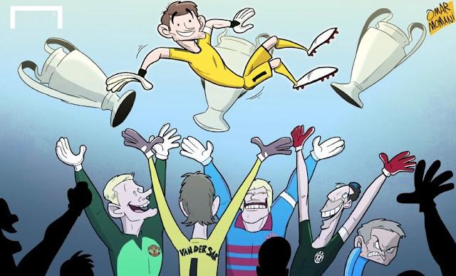 Feliz Cumpleaños Iker Casillas!!!