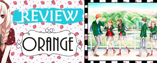 ♡ REVIEW!! ORANGE ♡