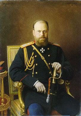 Alexandre III da Rússia