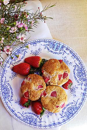 recetario-reto-disfruta-fresa-fresas-13-recetas-dulces-muffins-queso