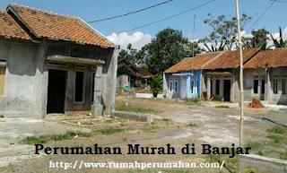 Perumahan Murah di Banjar, Rumah Subsidi, Sejuta Rumah Untuk Rakyat