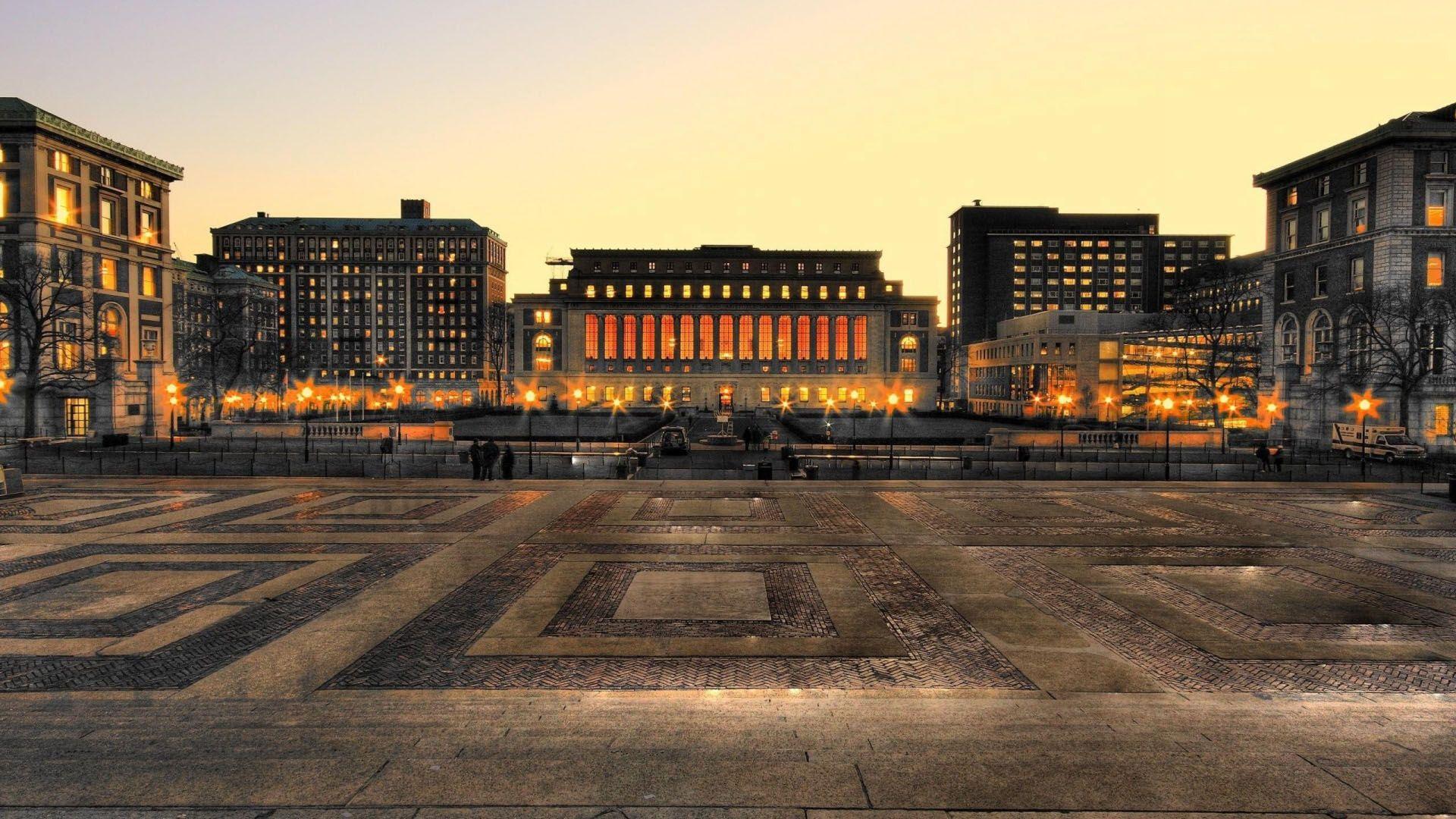 Butler Library Columbia University   Full HD Desktop ...