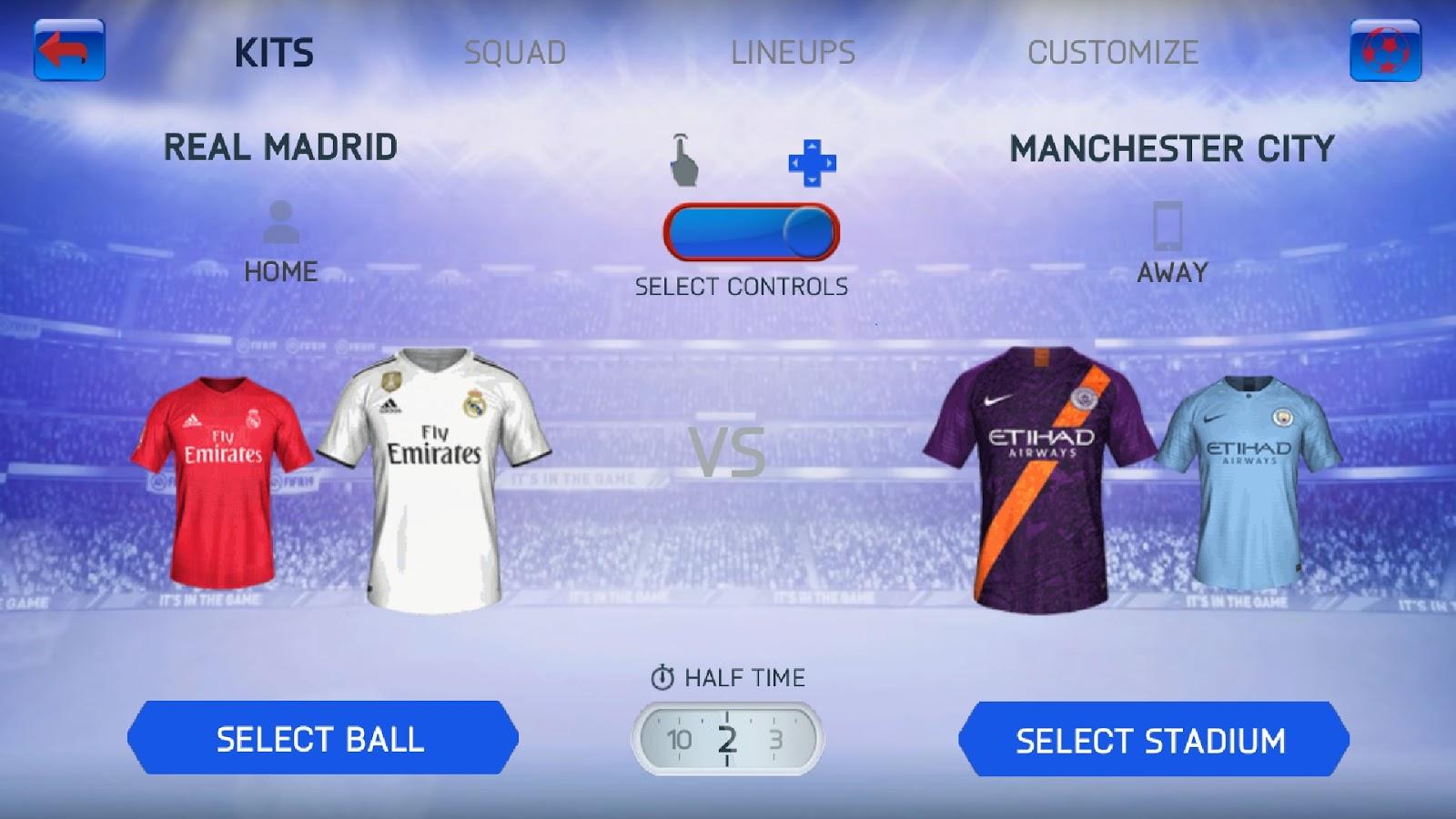 FIFA 19 Android Offline Mod Menu PS4 - GamerJetak
