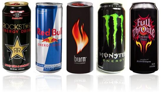 Resultado de imagem para bebidas energéticas