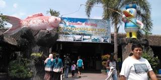 Nyenengin Bocil di Taman Air Pancingan 100 Janti, Klaten