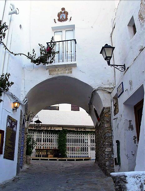 Mojácar (Almería).