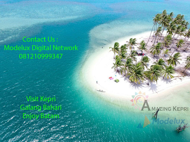 WA 089623084000 Experience Adventure Ranoh Island, Newly Opened Beach Attraction in Batam City, Riau Islands