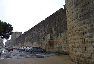 Murallas de Aigües-Mortes.