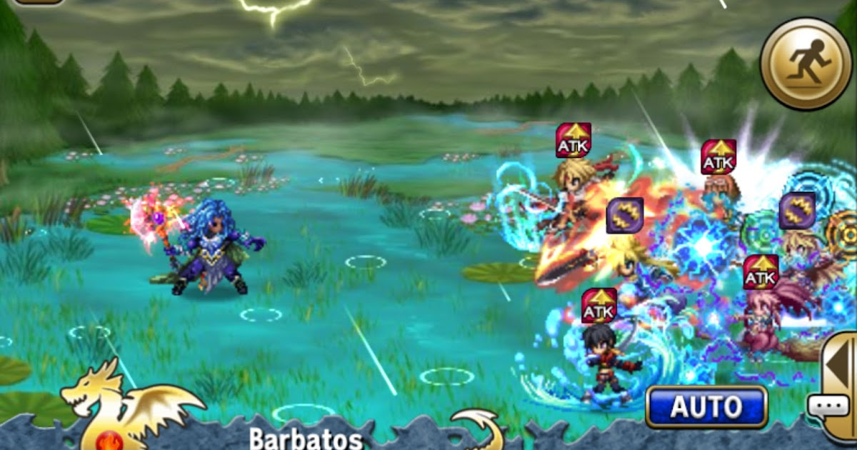 """Collecting Toyz: gumi and Bandai Namco launch """"Brave Frontier"""