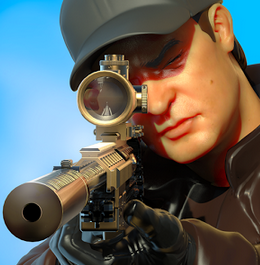 Game Sniper 3D Assassin v1.7 Mod APK+DATA ( Unlimited Money+Gems )