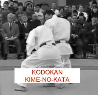 KODOKAN KIME-NO-KATA