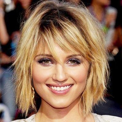 corte cabelo curto rosto quadrado