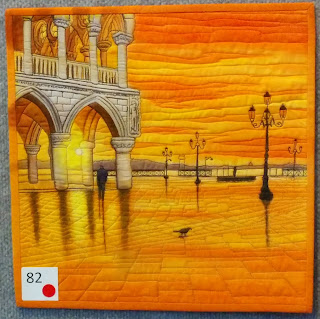 Creates Sew Slow: Creative Construction - Venetian Evening by Sonya Prchal