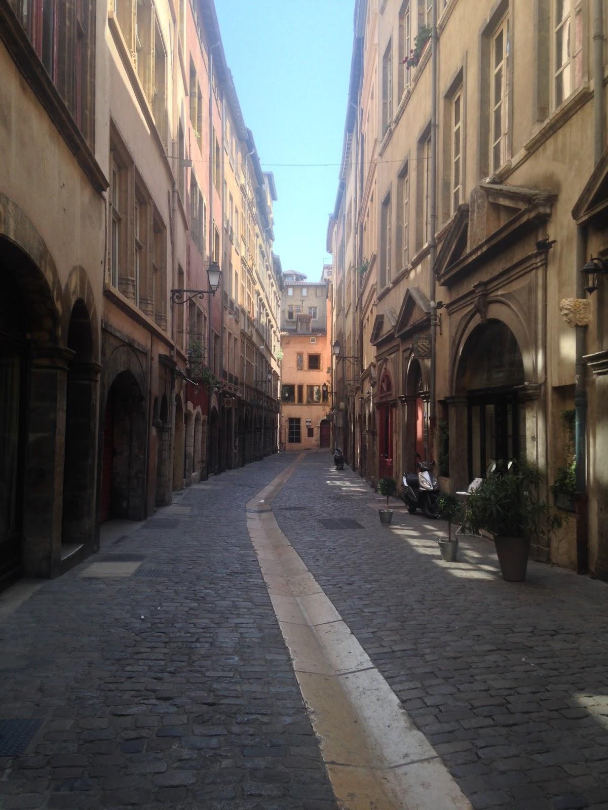 Rue Juiverie Lyon