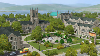 The Sims 3 University Life (Expansão) (PC) 2013