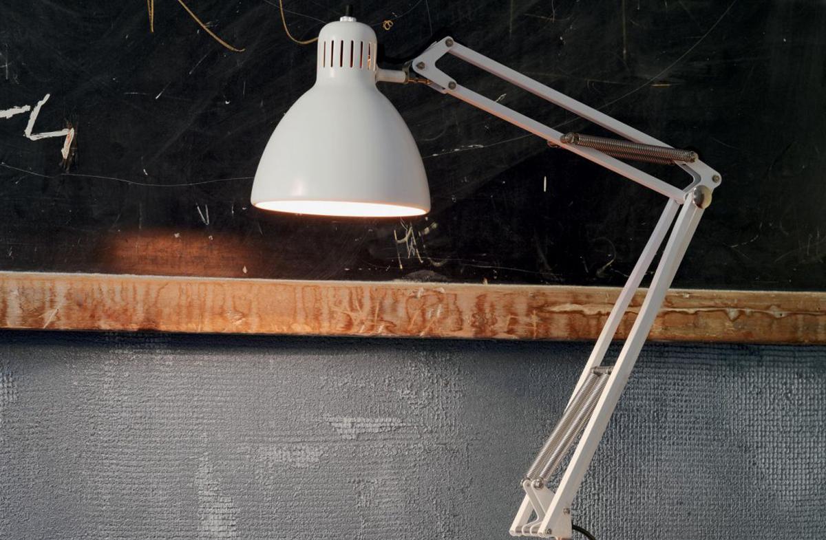 Lampade da scrivania ark soft design
