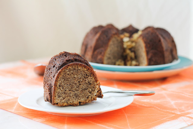 Food Lust People Love: Based on traditional recipes from Périgord, this gateau de noix or French nut cake is made lighter than the original with flour and baking powder in addition to beaten egg whites. It is still dense and rich with a wonderful buttery nutty flavor.