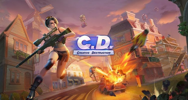 game mirip pubg android Creative Destruction
