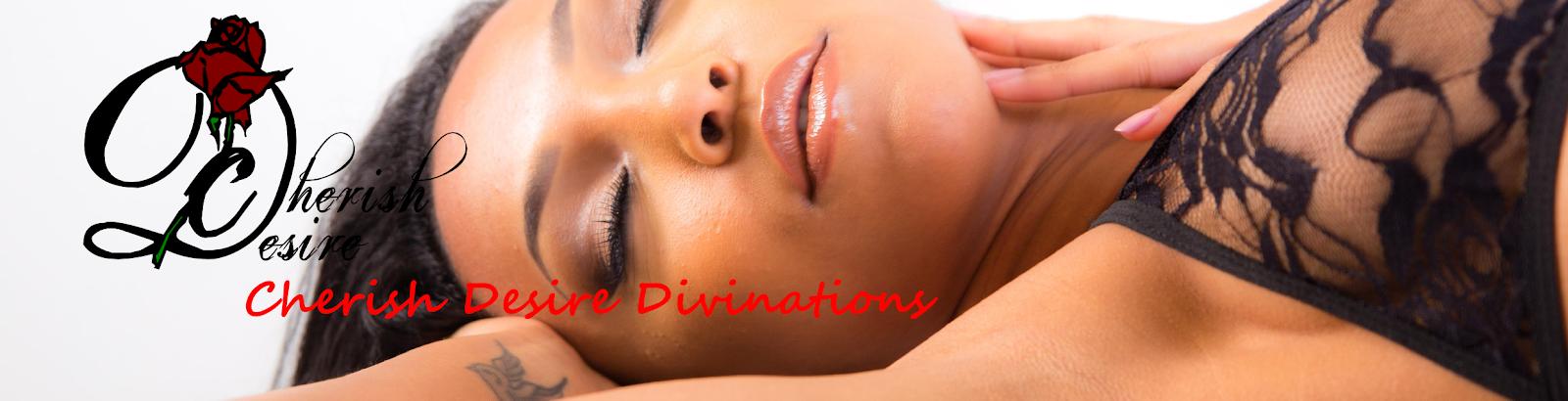 Cherish Desire Divinations, Max D, erotica