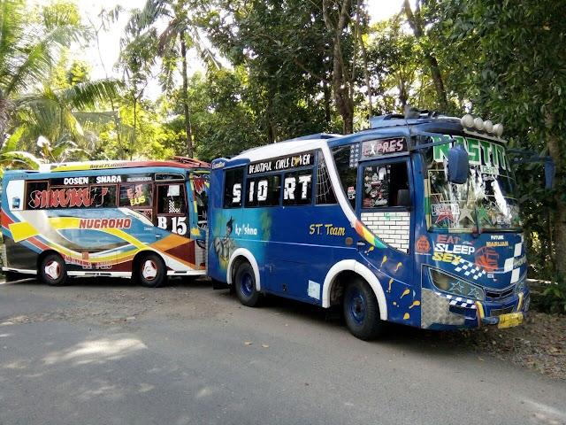 Program Angkutan Gratis Dihentikan karena Kemiskinan Menurun