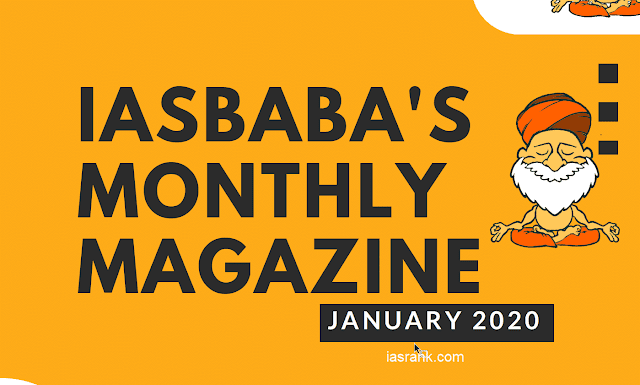 iasbaba Current Affairs January 2020