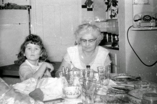 jaguarjulie and grandma julia nagy