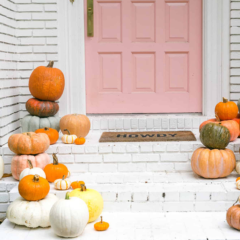 Home Tour: Cómo decorar bonito en halloween