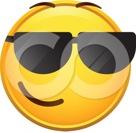 Clipart Yellow Happy Face