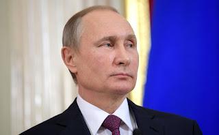 Πούτιν: «Επιθετική» η νέα στρατηγική ασφαλείας των ΗΠΑ