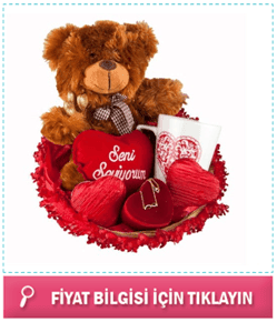 Yılbaşı için sevgiliye hediye