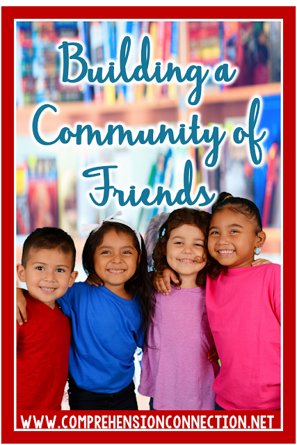 Friendships we make in school are essential to our emotional development, but some children struggle to do this. For some kids, making friends is a real challenge. As the leaders of our classrooms, it is of utmost importance that we foster an inclusive classroom. This post includes ideas, resources, and links to help you plan for these experiences.