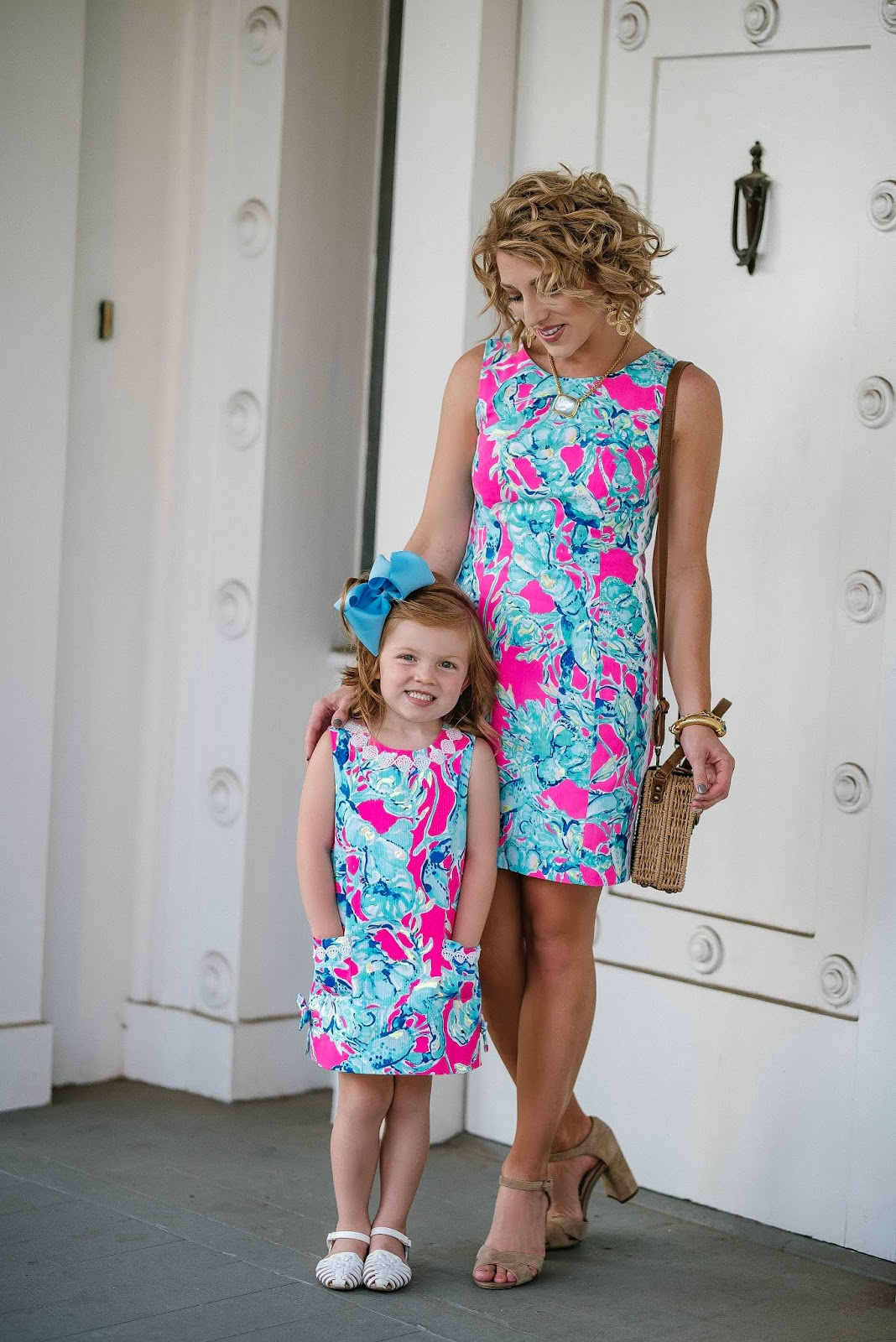 30b0c99307b Mommy   Me Lilly Pulitzer Look