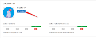 Cara Verifikasi Channel Youtube