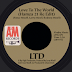 LTD - Love To The World (Hamza 21 Re Edit)