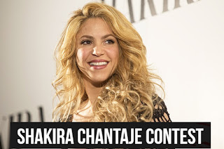Promoção Sony Music 2017 Shakira Viagem Barcelona