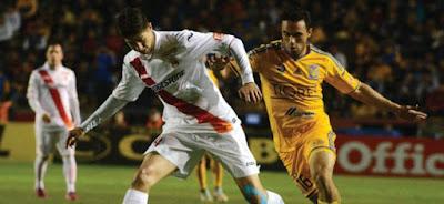 Tigres empata 1 a 1 contra Morelia