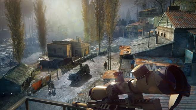 Sniper Ghost Warrior 3 añade el arma McMillan TAC-338A
