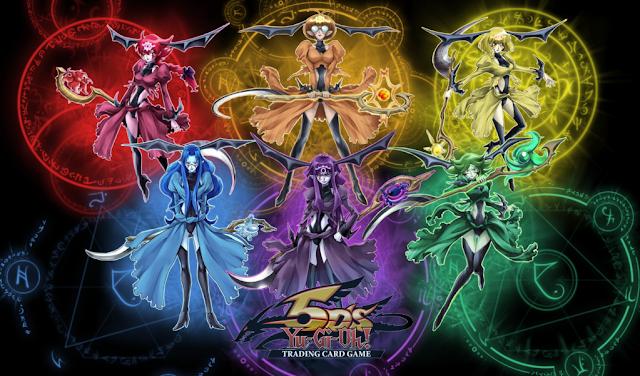 Favorite Yu Gi Oh Archetypes By Soniclunadash76 Deviantart – Fondos